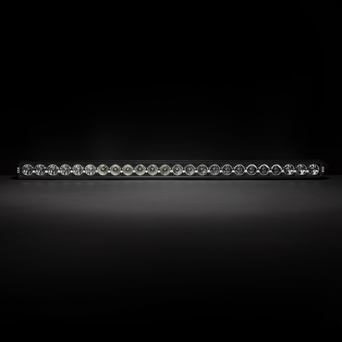 "50"" Single Row Curved LED Light Bar 