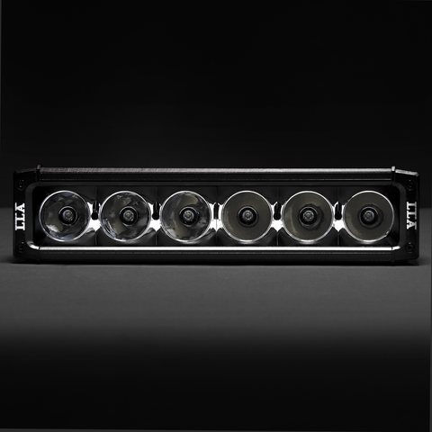 "12"" Single Row LED Light Bar 
