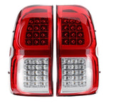 Toyota Hilux LED Tail-Lights 2015 - 2020 | Red OEM Colour