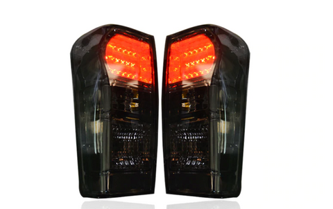 Blacked Out Tail-Lights Isuzu Dmax 2014 - 2020
