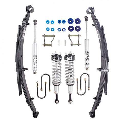 "FOX TOUR PACK 2"" - 3"" LIFT KIT ISUZU D-MAX"