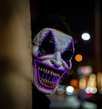 The Dead Joker Scary Halloween Masks for Adults