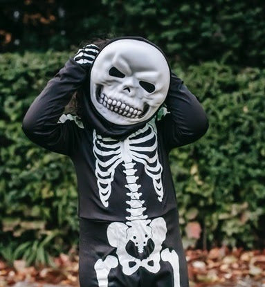 Naughty and Scary Halloween Masks for Kids