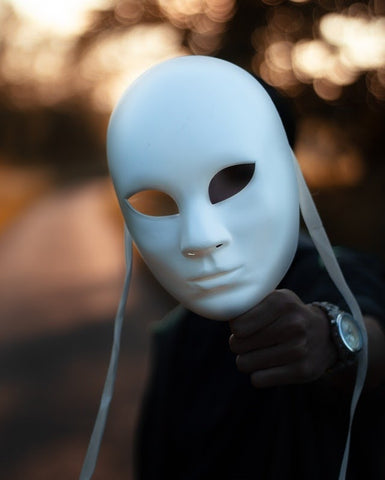 The Come Back of Victim Mask