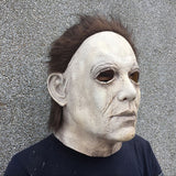 2018 Halloween Mask Cosplay Michael Myers Mask Scary Horror Halloween Party Mask - BFJ Cosmart