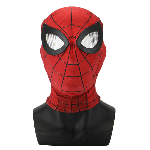 Spider Man Far From Home Peter Parker Mask Lenses 3D Cosplay Spiderman Homecoming Masks Superhero Props - BFJ Cosmart