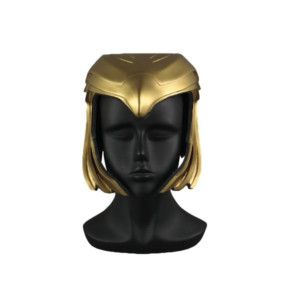 2020 Wonder Woman1984  Cosplay Diana Princess Golden Eagle PVC Helmet Superhero Halloween Props - BFJ Cosmart