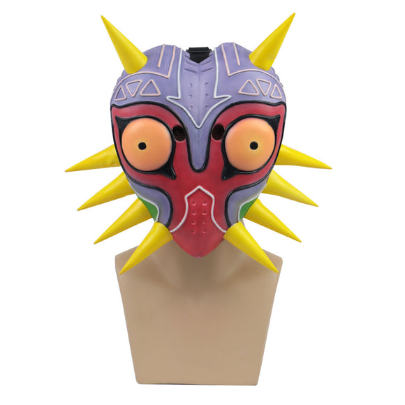 The Legend of Zelda Majora Led Mask Game Cosplay Masks Stylish Painted Party Mask Cosplay Props Accessories For Women Men - BFJ Cosmart