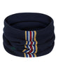 Navy 2 Extrafine Merino Snood