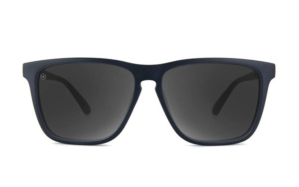 MATTE BLACK ON BLACK SMOKE - Knockaround Colombia