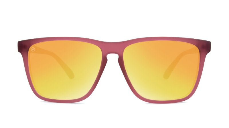 FROSTED RUBBER MAROON SUNSET - Knockaround Colombia