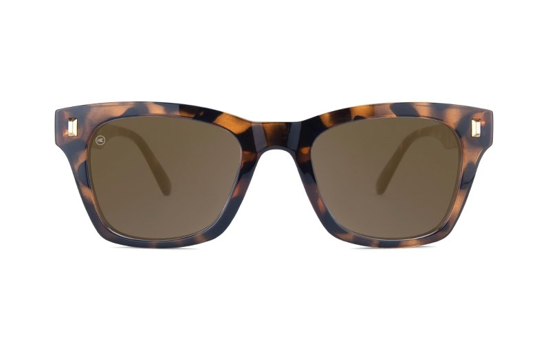 GLOSSY TORTOISE SHELL AMBER - Knockaround Colombia