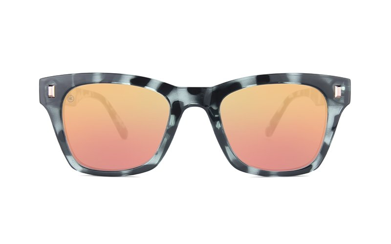SLATE TORTOISE ROSE GOLD - Knockaround Colombia