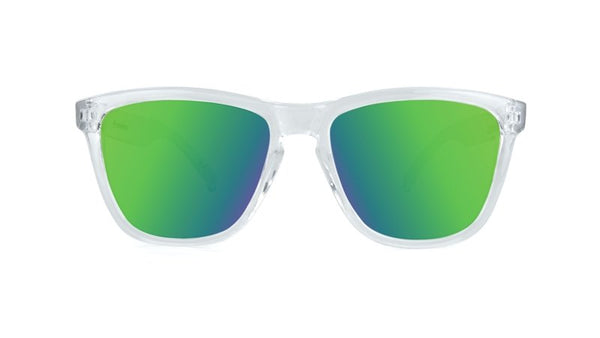 CLEAR GREEN MOONSHINE - Knockaround Colombia