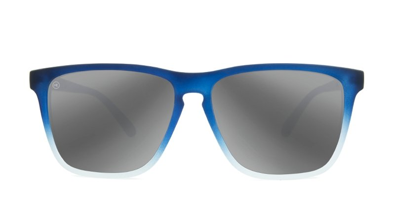 FROSTED RUBBER BLUE ICE SILVER SMOKE - Knockaround Colombia