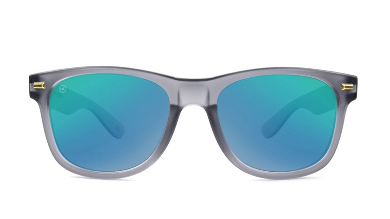 FROSTED GREY GREEN MOONSHINE - Knockaround Colombia