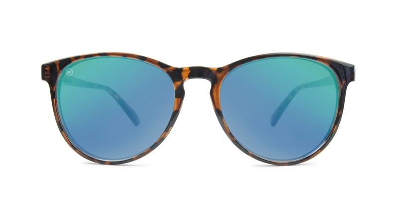 GLOSSY TORTOISE SHELL GREEN MOONSHINE - Knockaround Colombia