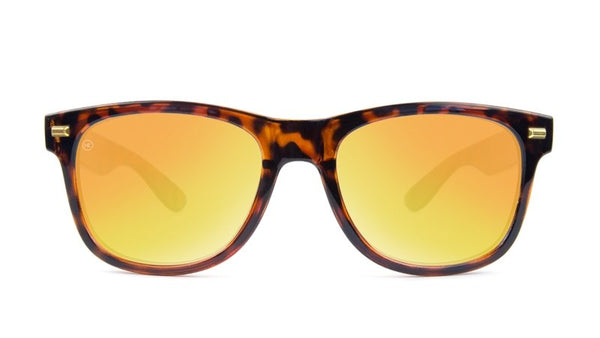 GLOSSY TORTOISE SHELL SUNSET - Knockaround Colombia