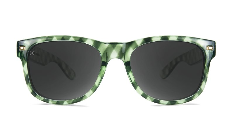 GREEN GINGHAM SMOKE - Knockaround Colombia