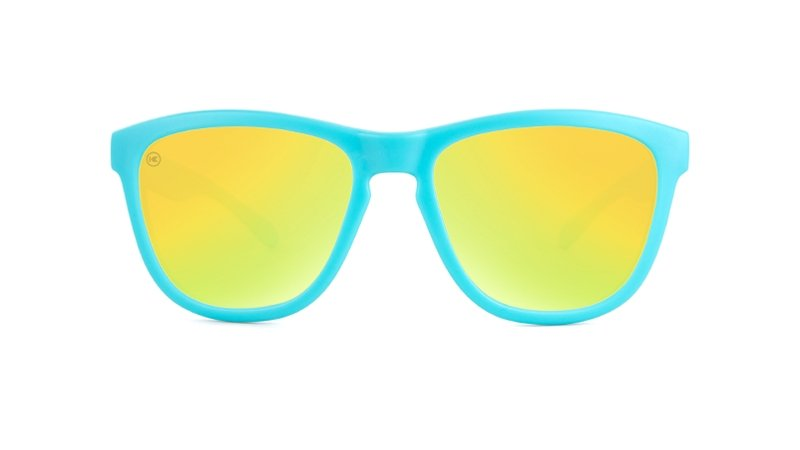 MATTE BLUE YELLOW - Knockaround Colombia