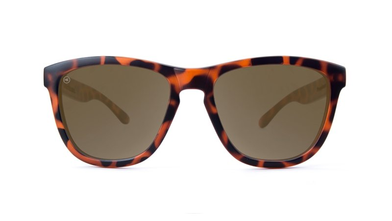 MATTE TORTOISE SHELL AMBER - Knockaround Colombia