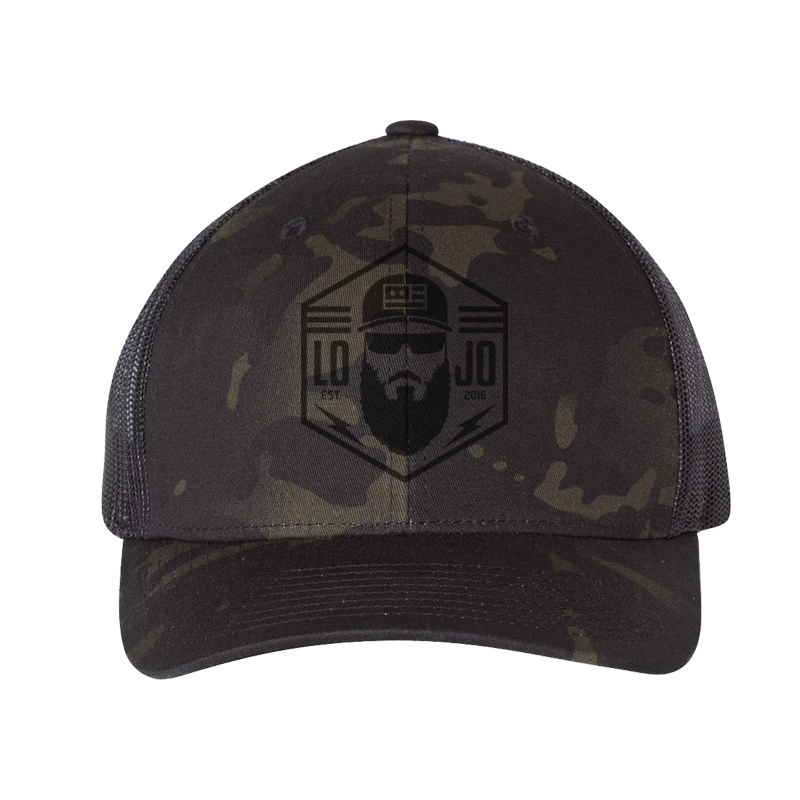 LOJO Bolt Multicam Hat