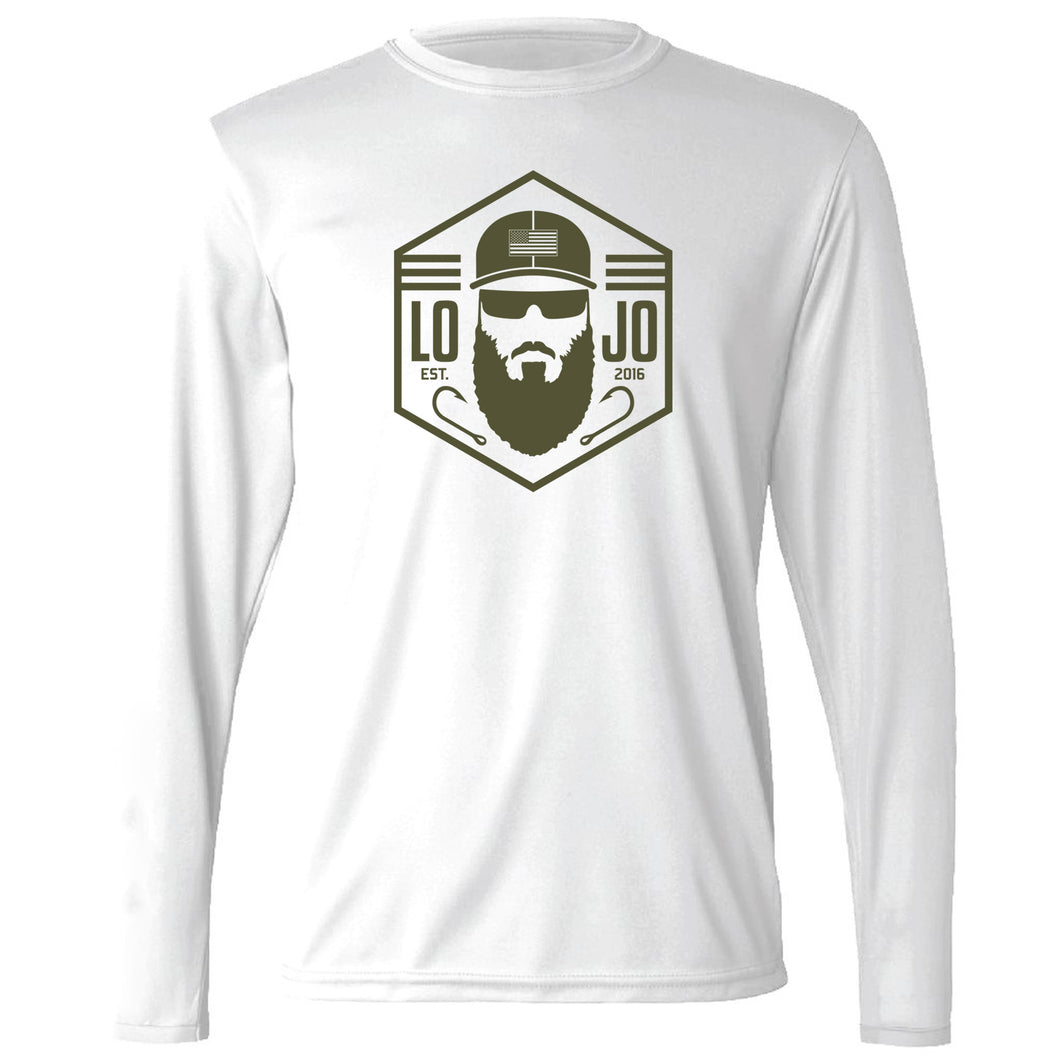 LOJO Performance Long Sleeve Shirt
