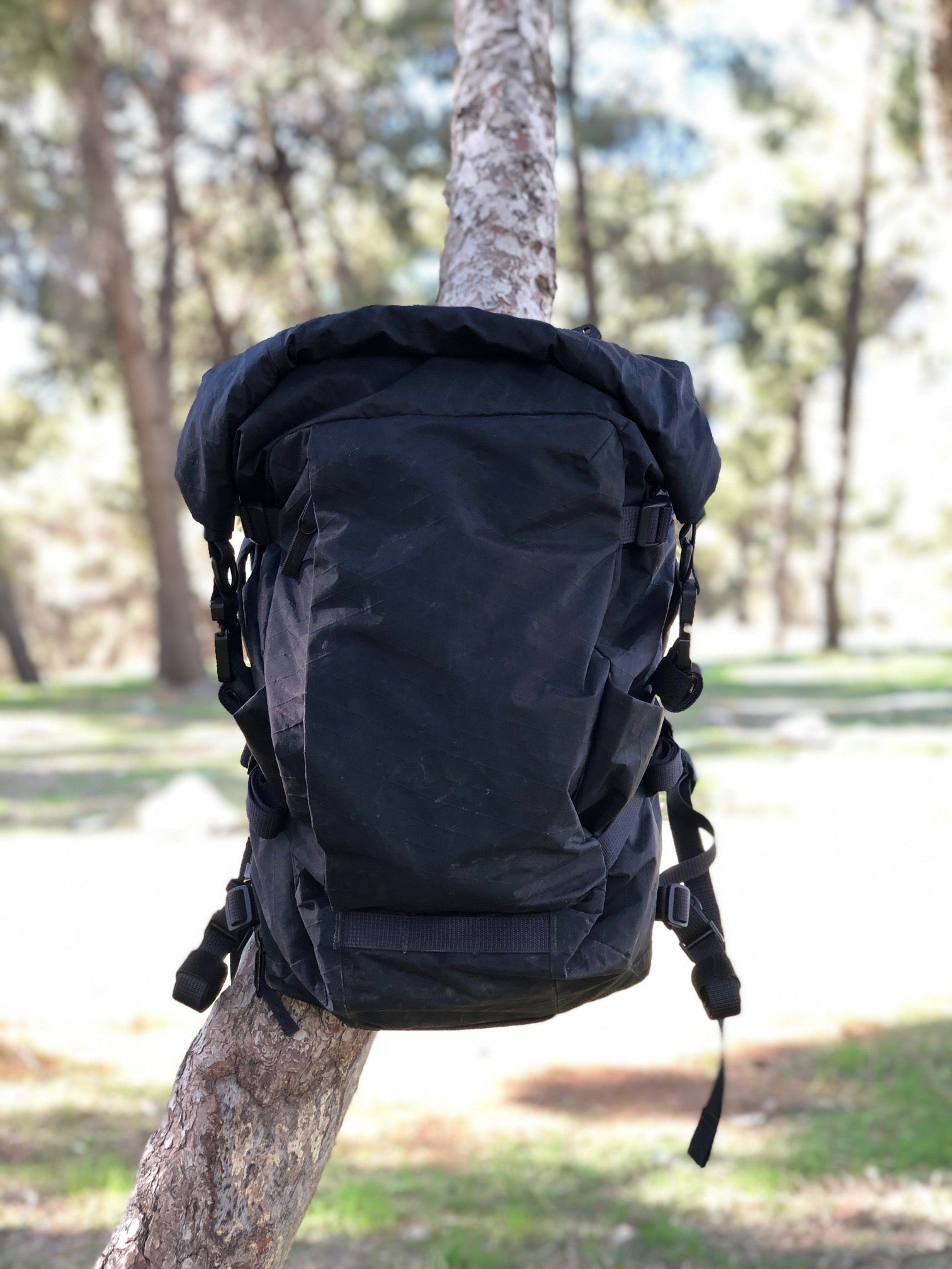 ATD1 Backpack: Cordura® 500d or X-Pac® VX21?