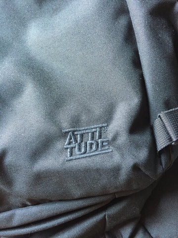 Attitude Supply ATD1 backpack Embroidery
