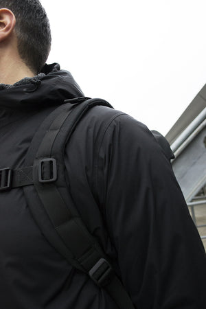 ATD1 Backpack - Black Cordura® Fabric - Attitude supply