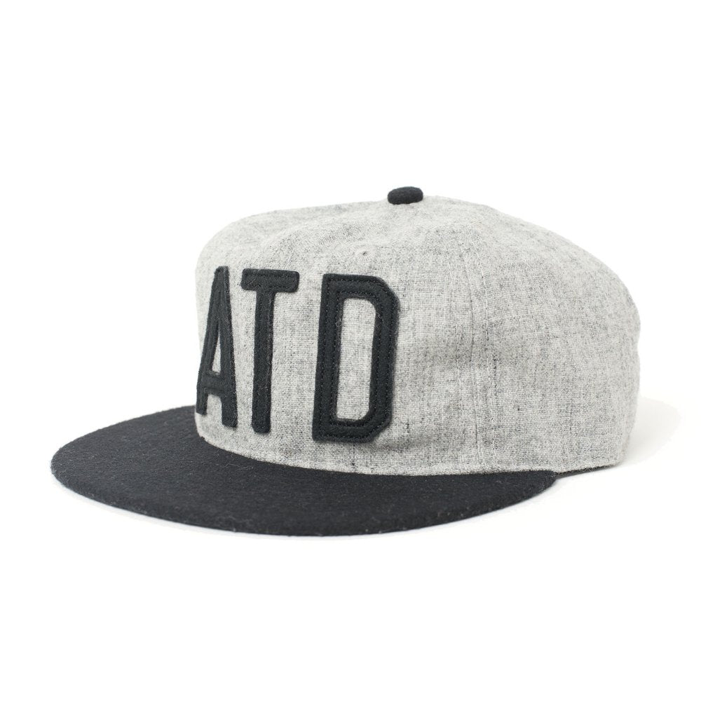 ATD Supply X Ebbets Field Flannel - Wool Snapback Cap - Attitude Supply