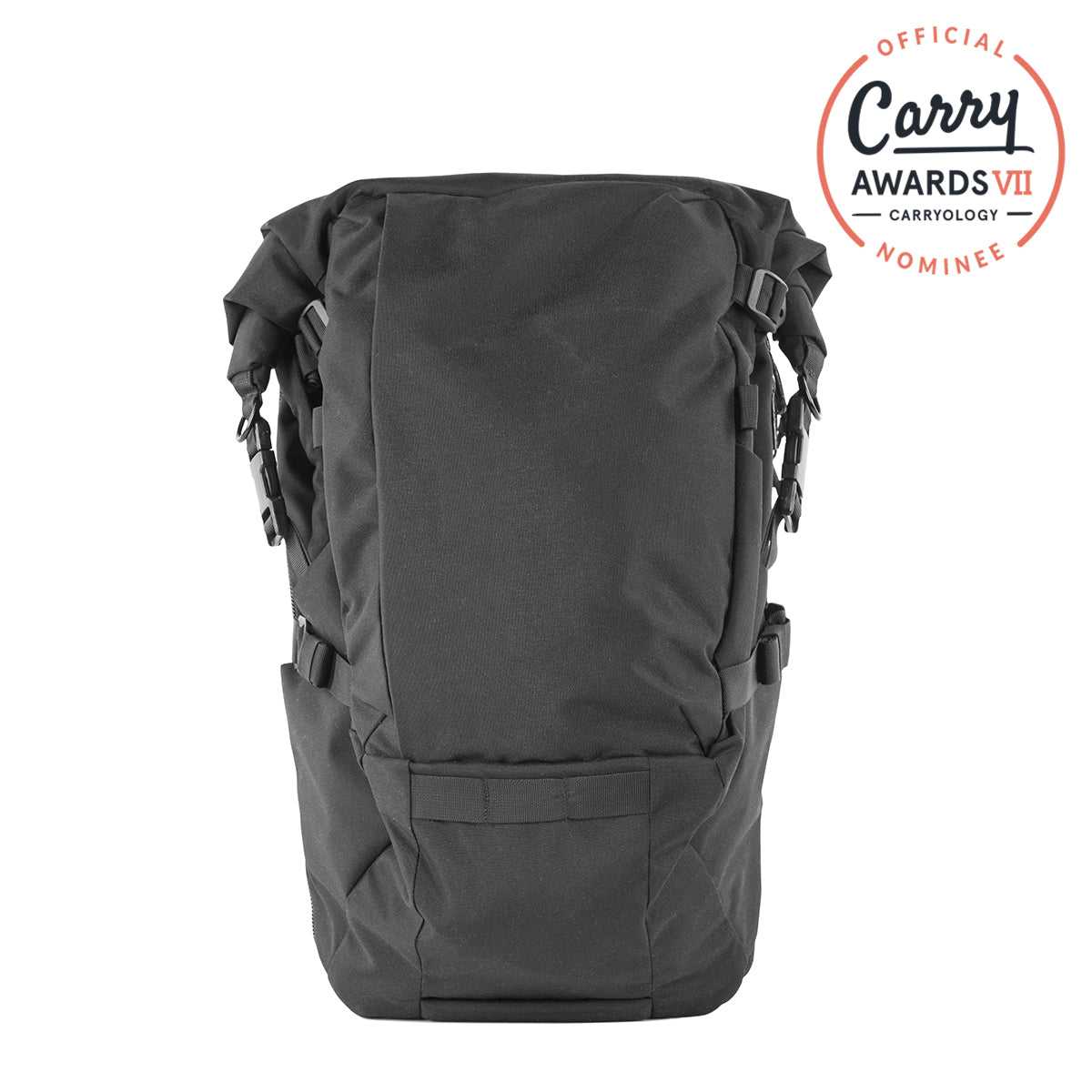 ATD1 Backpack - Black Cordura® Fabric