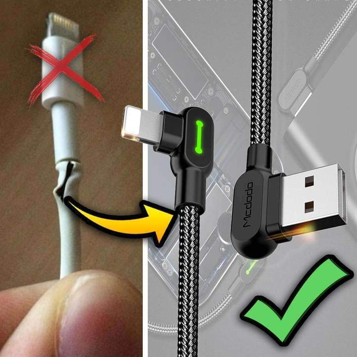 Mobile Phone Cables - Durable Lightning Cable™ TrendyDiscount Exclusive!