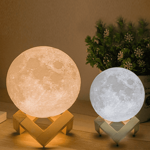 Image of LED Night Lights - Mystical Moon Lamp