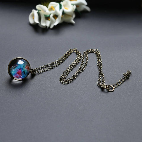 Image of Pendant Necklaces - UNIVERSE NECKLACE