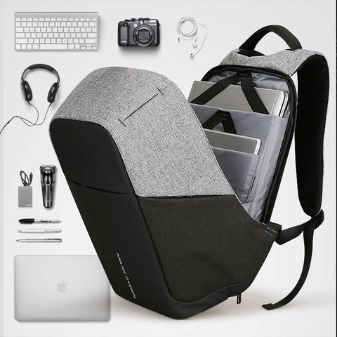 Image of USB Laptop Charging Backpack