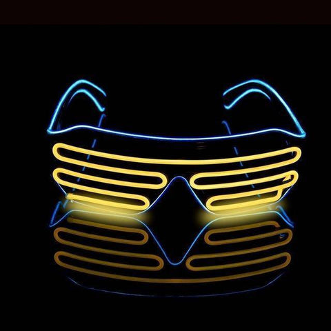 Image of Glow Party Supplies - LumiVox™ Glasses