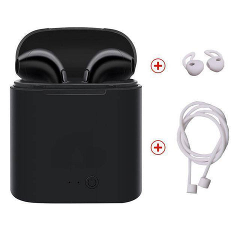 Image of Bluetooth Earphones & Headphones - Bluetooth Wireless Earphone Headset With Charger Box