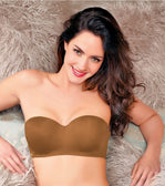 Enamor F074 Strapless T-Shirt Bra - Full Support • Padded • Wired