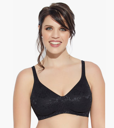 Enamor F135 Full Support Lace Bra - High Coverage • Non-Padded • Wirefree