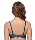 Enamor F089 Lace Bra - Medium Coverage • Padded • Wirefree