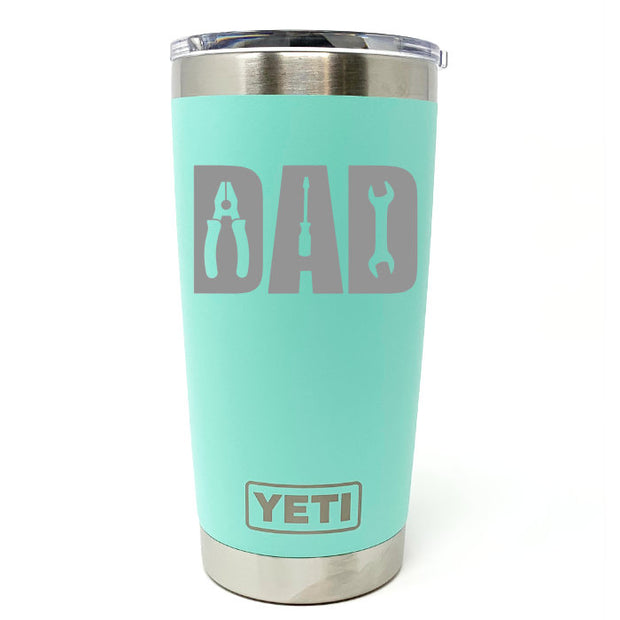 Maintenance Dad YETI 20 oz