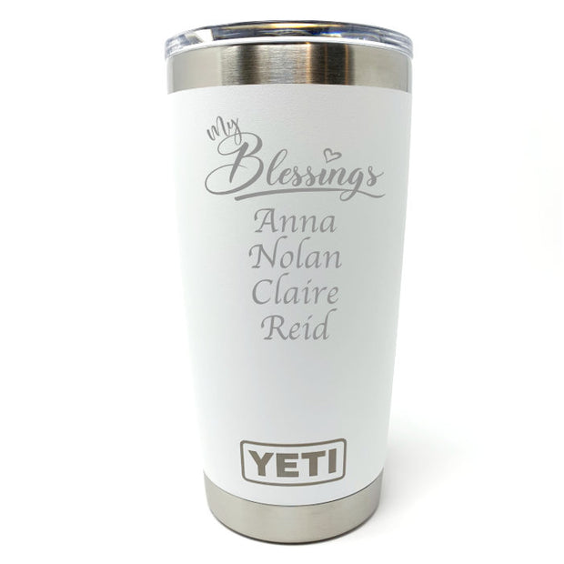My Blessings YETI 20 oz