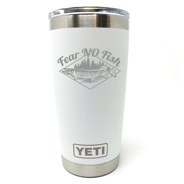 Fear No Fish YETI 20 oz