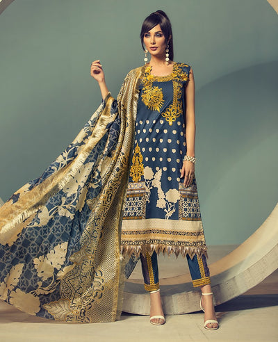 GOLD FUSION - IttehadTextiles