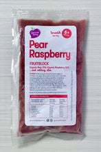 Pear Raspberry Fruitblocks x 4 pack - SOLD OUT