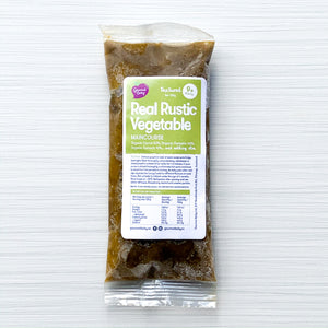 Real Rustic Vegetable Maincourse - 240gm - NEW
