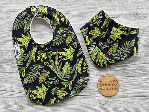 First Dribble Bib - NZ Ferns