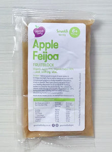 Apple Feijoa Fruitblocks x 4 pack