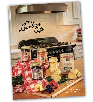 Loveless Cafe Catalog